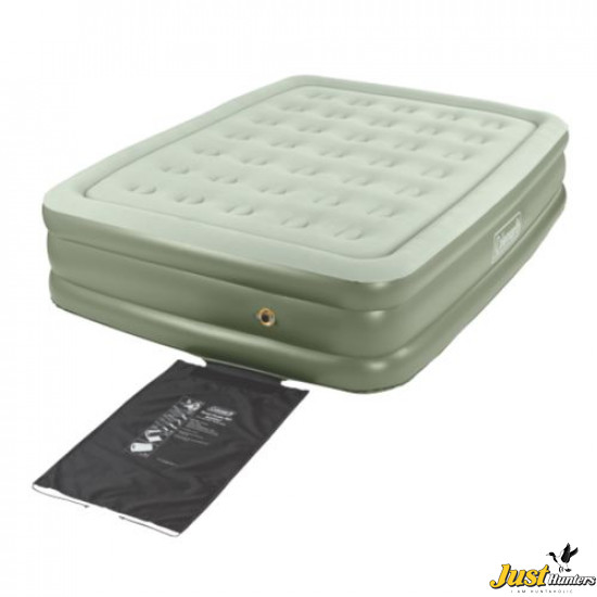 DOUBLE HIGH AIRBED – QUEEN for Camping