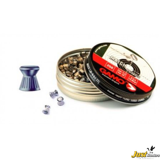 Gamo Match Pellets .22 for Hunting