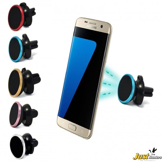New 360 Rotating Magnetic Mount Car Air Vent Mobile Phone Holder Stand