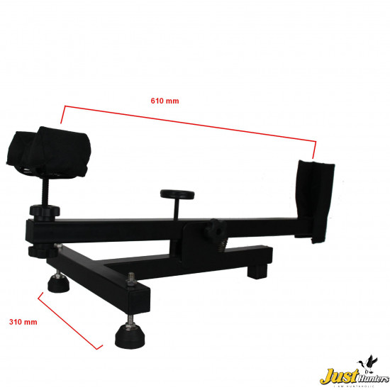Zeroing Stand Gun Rest Shooting Rest Gun vise to keep your Gun more stable