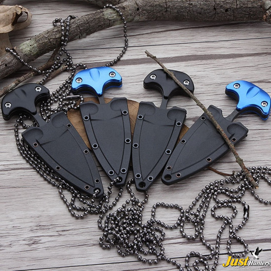 Mini Hanging Necklace Knife Protable Survival Tool