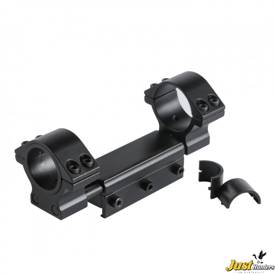T EAGLE Picatinny Recoil Proof Single PC Mount fit for 25.4mm and 30mm Scope Tube