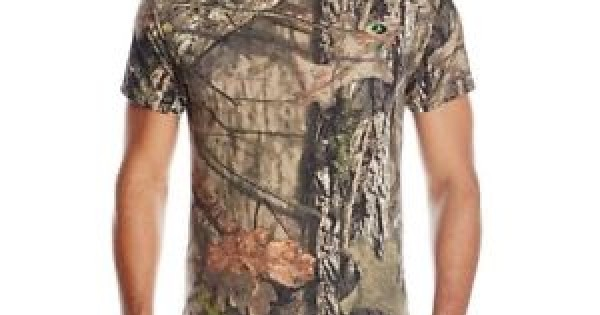 99782c86 Mossy Oak Break-up Country Men's Camo Short Sleeve Crew T-Shirts