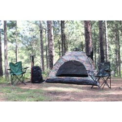 Automatic Camo Tent 6 Person for Hunting and Camping
