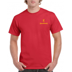 Browning Red T-Shirt